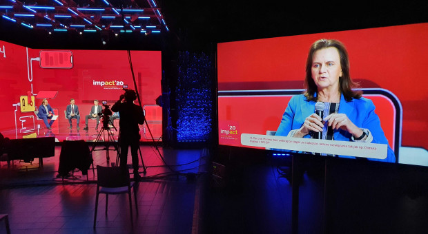 Uścińska: Automatyzacja przyszłością instytucji odpowiadających za świadczenia