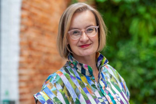 Aleksandra Lazar, współzałożycielka akceleratora FoodForward/ fot. Żelazna Studio