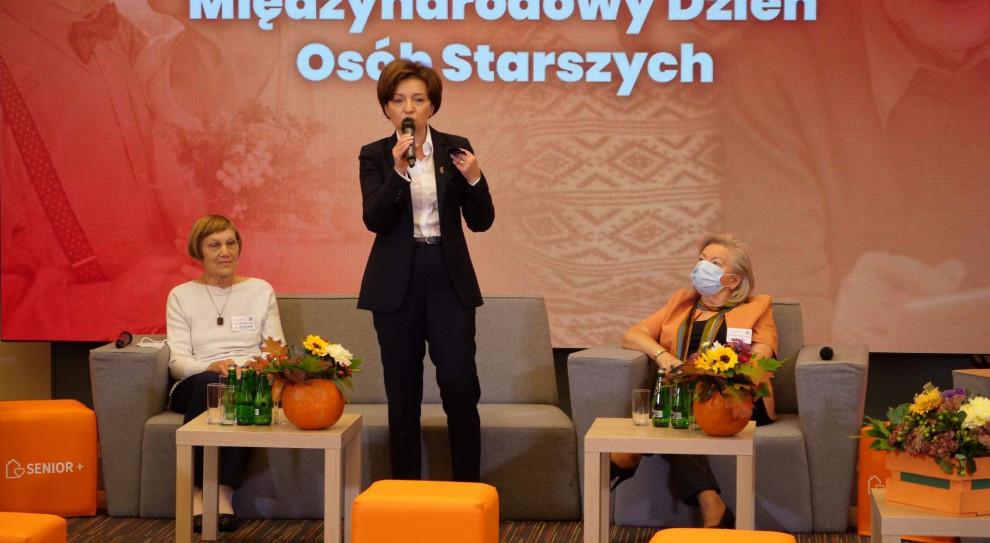 Maląg: Waloryzacja rent i emerytur oraz trzynasta emerytura to ponad 22 mld zł