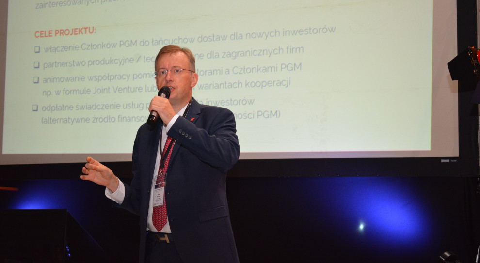 Adam Sikorski prezesem Polskiej Grupy Motoryzacyjnej