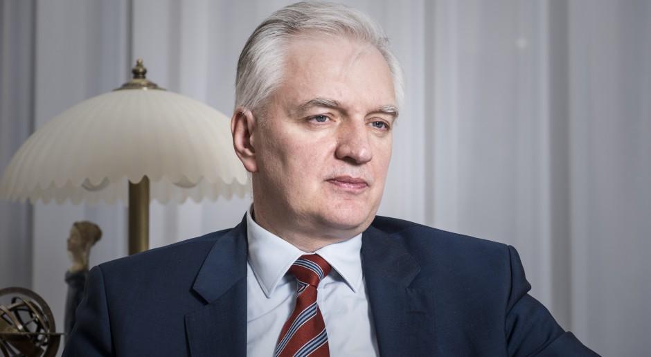 Jarosław Gowin stanie na czele Ministerstwa Rozwoju, Pracy i Technologii (Fot. PTWP)