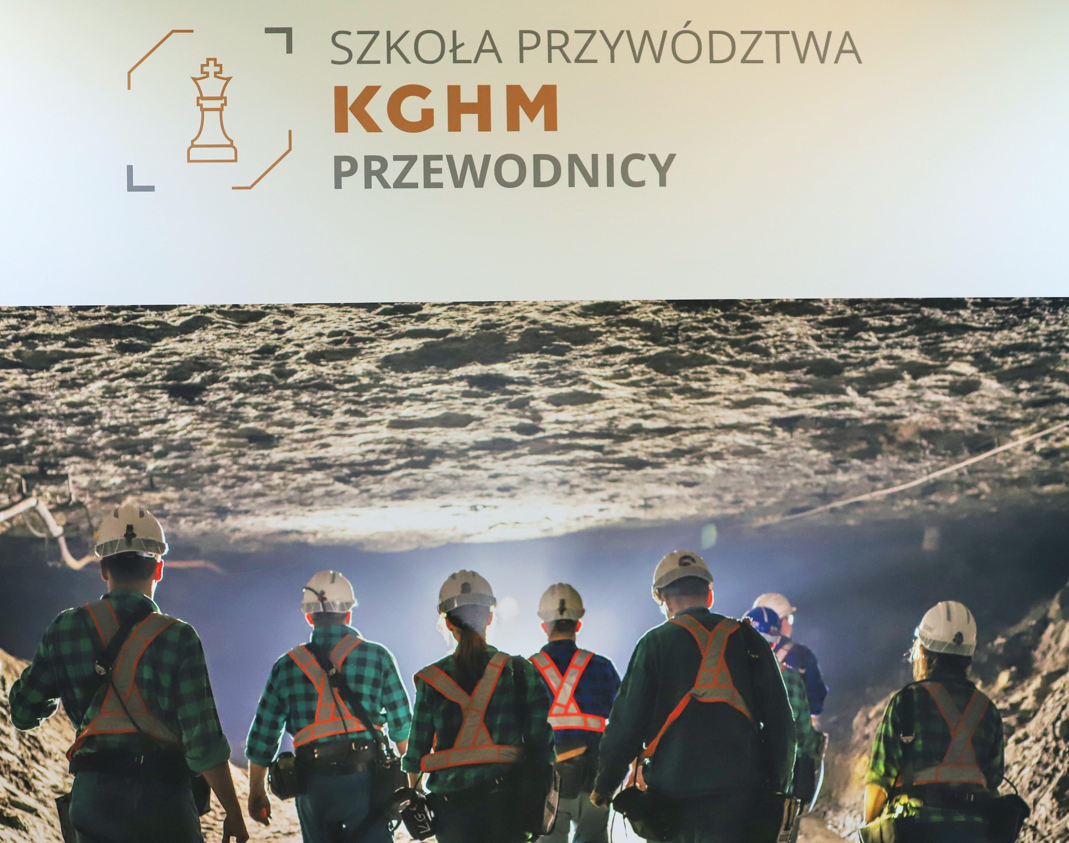 """Projekt KGHM """"Przewodnicy"""" został zainagurowany w 2019 roku (Fot. mat. pras.)"""