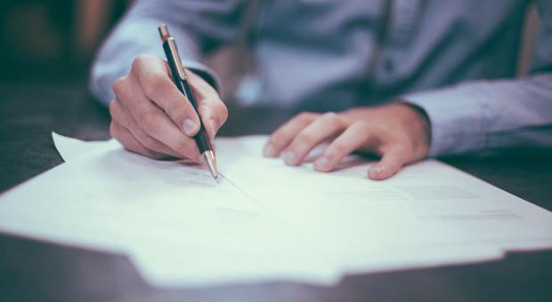 Opublikowano wzór druków zgłoszeń umów o dzieło do ZUS