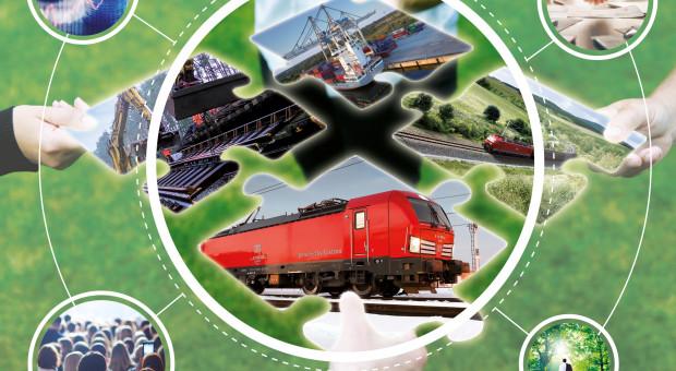 Kolej orientuje się na środowisko. Oto przykład CSR