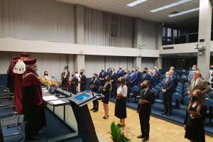 Na Uniwersytecie Rolniczym w Krakowie zainaugurowano 68. rok akademicki