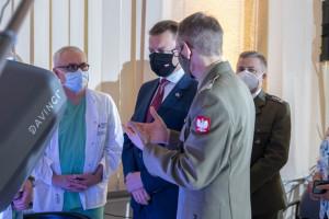 Szef MON: rozwój Wojskowego Instytutu Medycznego jest inwestycją w bezpieczeństwo Polski