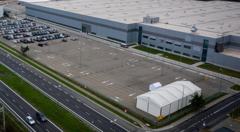 Volkswagen Poznań uruchomił dodatkowe punkty wymazów dla pracowników
