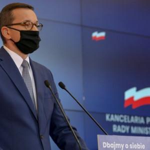Premier Morawiecki przed szczytem UE: równe płace kobiet i mężczyzn to nasz priorytet
