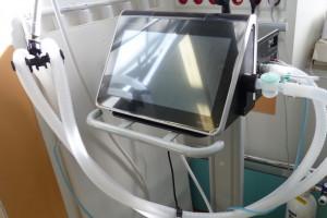 Respiratory są, ale brakuje personelu do ich obsługi