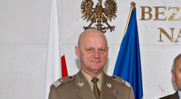 Andrzej Reudowicz zastępcą szefa BBN