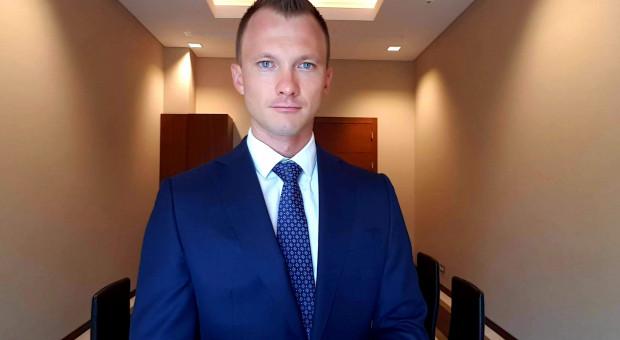 Radosław Dworzyński dyrektorem generalnym Platinum Mountain Hotel & Spa