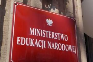 MEN odznaczyło nauczycieli i osoby zasłużone dla oświaty