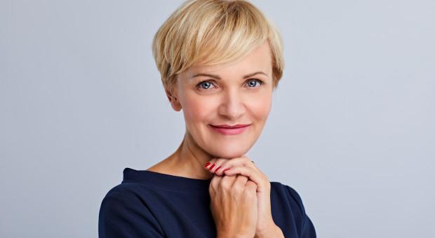 Dorota Sawicz, dyrektor personalny w grupie Lux Med