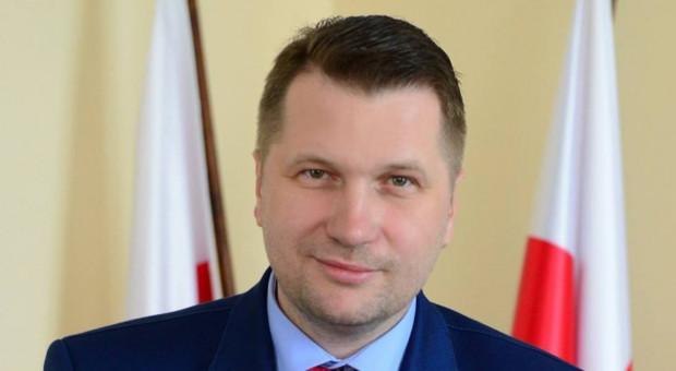 Przemysław Czarnek oficjalnie ministrem edukacji i nauki