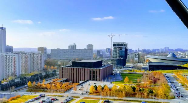 Możliwe niemal podwojenie powierzchni biurowej w Katowicach