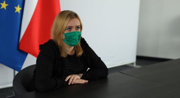 Olga Semeniuk: będziemy rekomendować postojowe, zwolnienie z ZUS i mikropożyczki