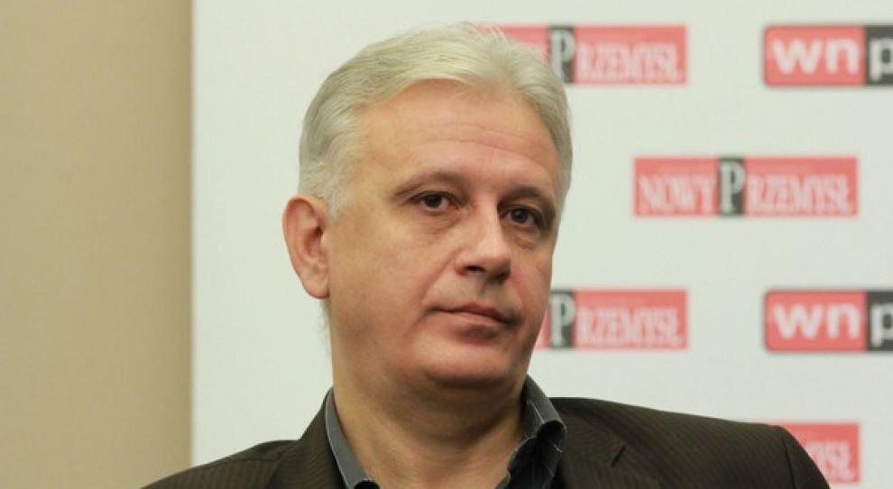 Szef śląsko-dąbrowskiej Solidarności Dominik Kolorz z koronawirusem