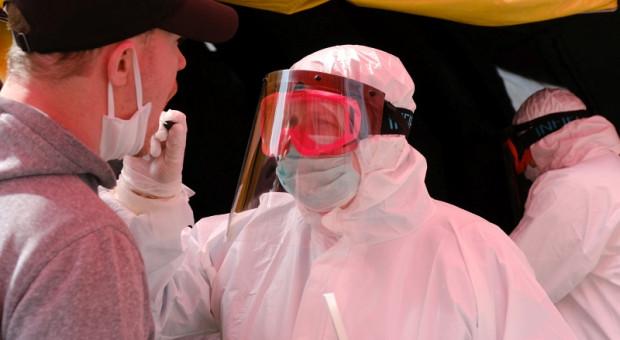 Kolejne zakażenia koronawirusem wśród górników