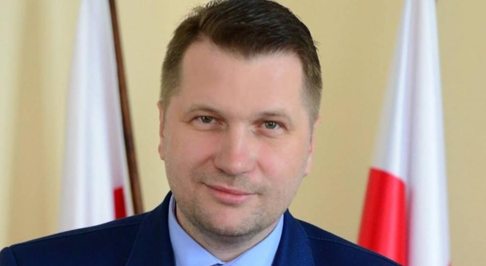 Czarnek apeluje do rektorów uczelni o spokój i dialog w sprawie wyroku TK