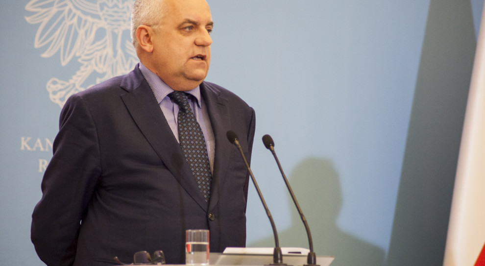 Adam Lipiński wiceprezesem NBP