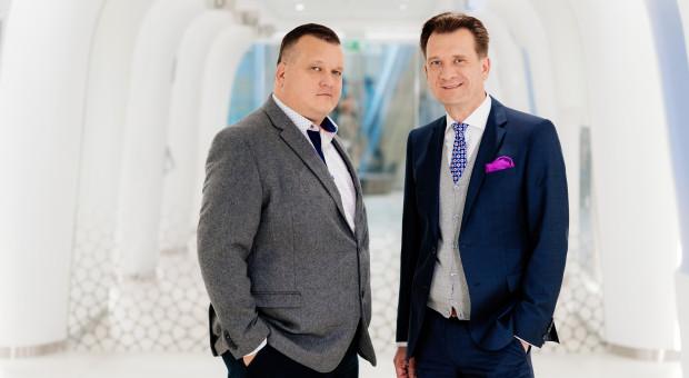 Rajmund Węgrzynk i Paweł Brodzik będą nadzorować europejski hub Tétris