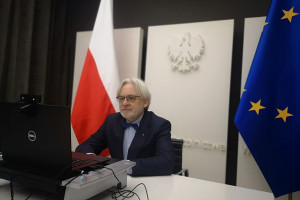 Wojciech Maksymowicz zrezygnował ze stanowiska wiceministra nauki