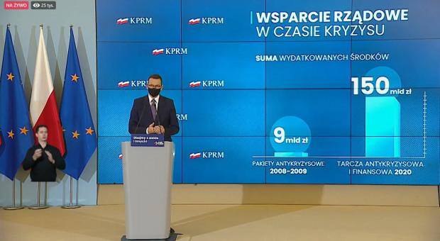 Dofinansowania, subwencje, zwolnienia z ZUS. Rząd zaprezentował narzędzia pomocy dla firm
