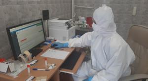 Żołnierze WOT w 12 szpitalach będą monitorować liczbę łóżek covidowych