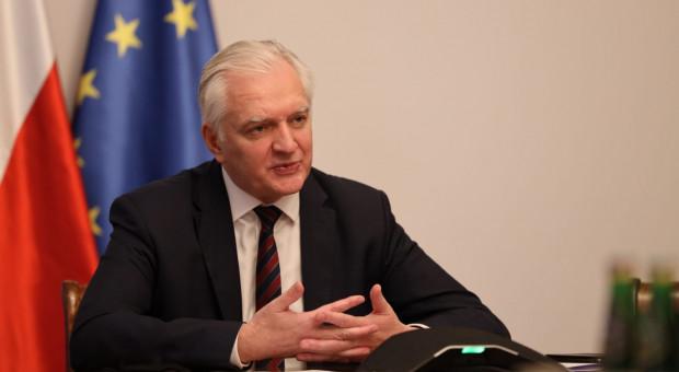 Wicepremier: Apel o ratowanie miejsc pracy wyrazem odpowiedzialności przedsiębiorców