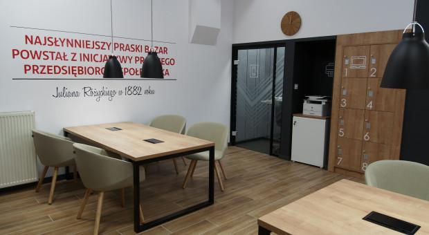 Santander otwiera kolejną kawiarnię coworkingową