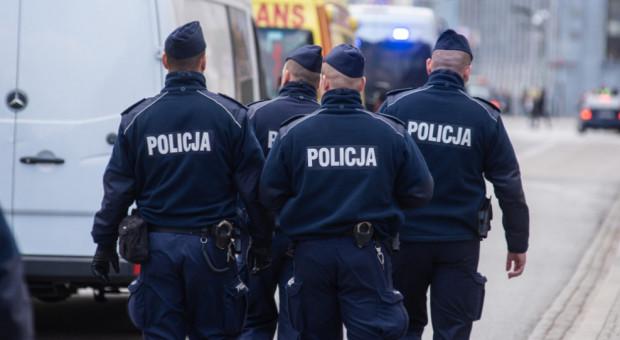 Dodatki dla policjantów z oddziałów prewencji i kontrterrorystów