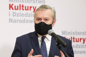Ministerstwo podejmie decyzje ws. Funduszu Wsparcia Kultury