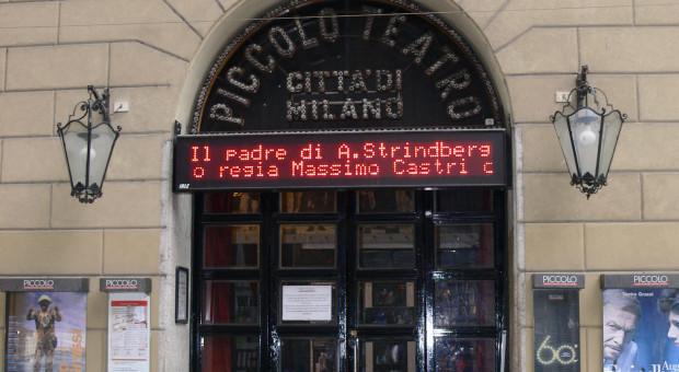Pracownicy branży teatralnej protestują czytając utwory Brechta