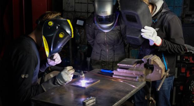 W Stoczni Gdańskiej rusza warsztat na miarę XXI wieku