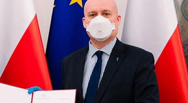 Zbigniew Hoffmann wiceszef KPRM