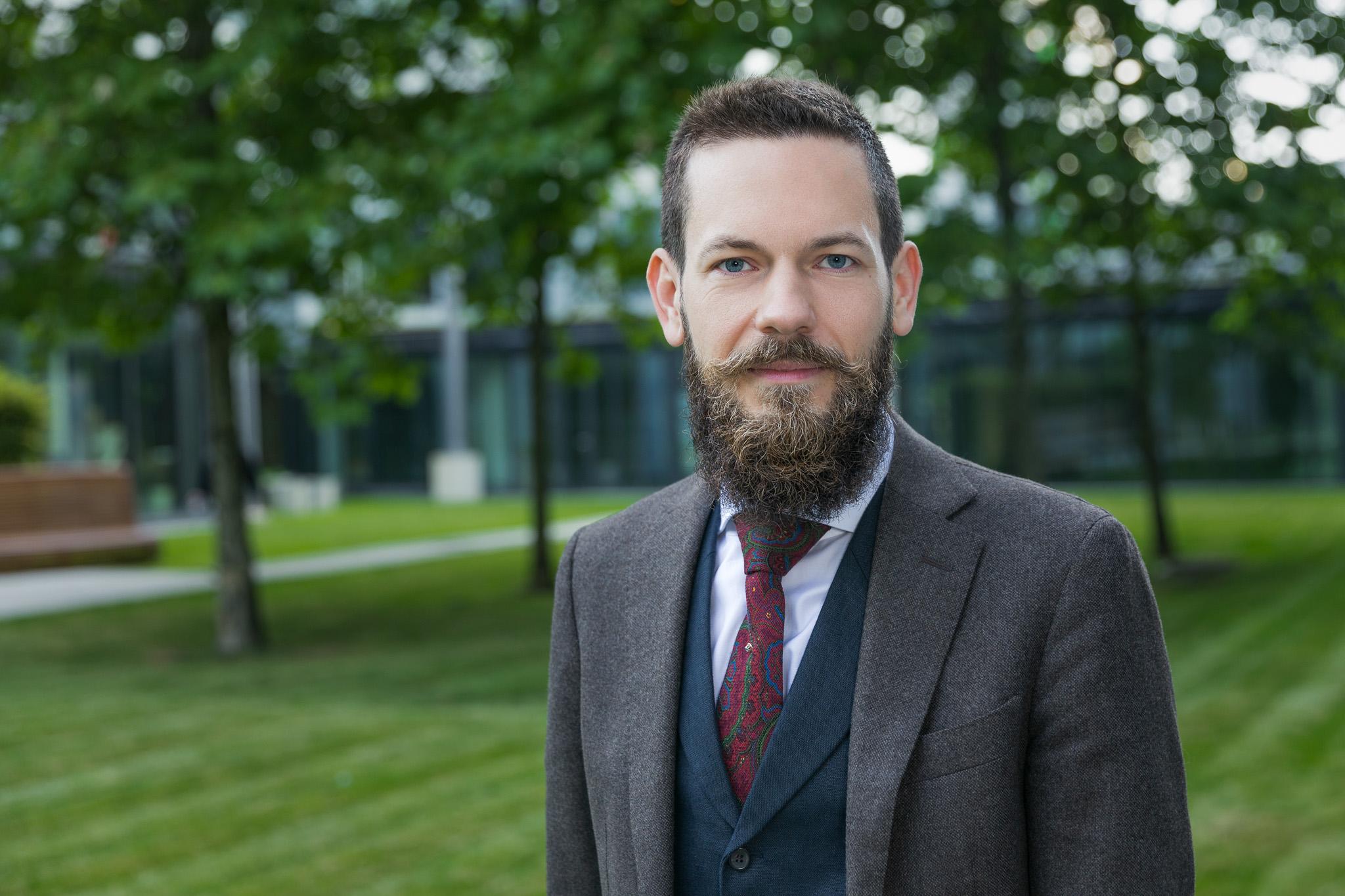 Jacek Hutyra, doradca ds. strategii klimatycznej Orange Polska