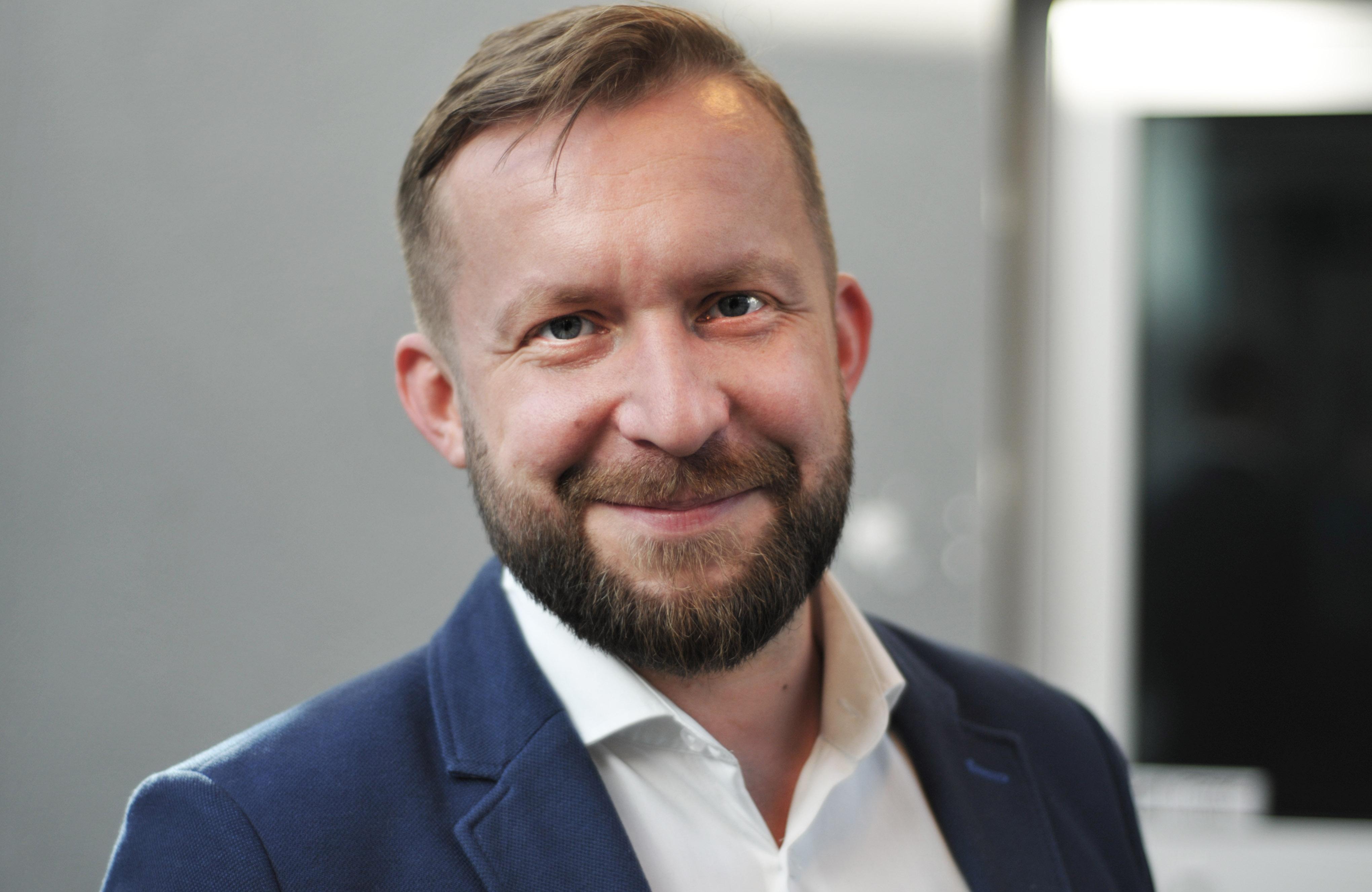 Jakub Gontarek Krajowy Ośrodek Zmian Klimatu (fot. mat. pras.)