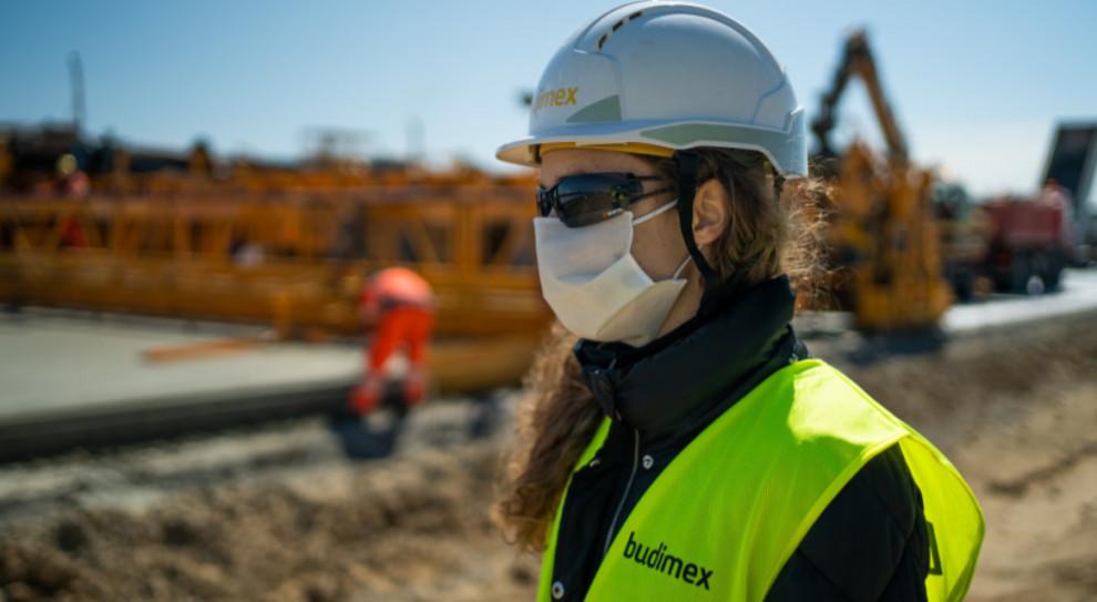 Budimex: specjalny zespół zarządza informacją w pandemii