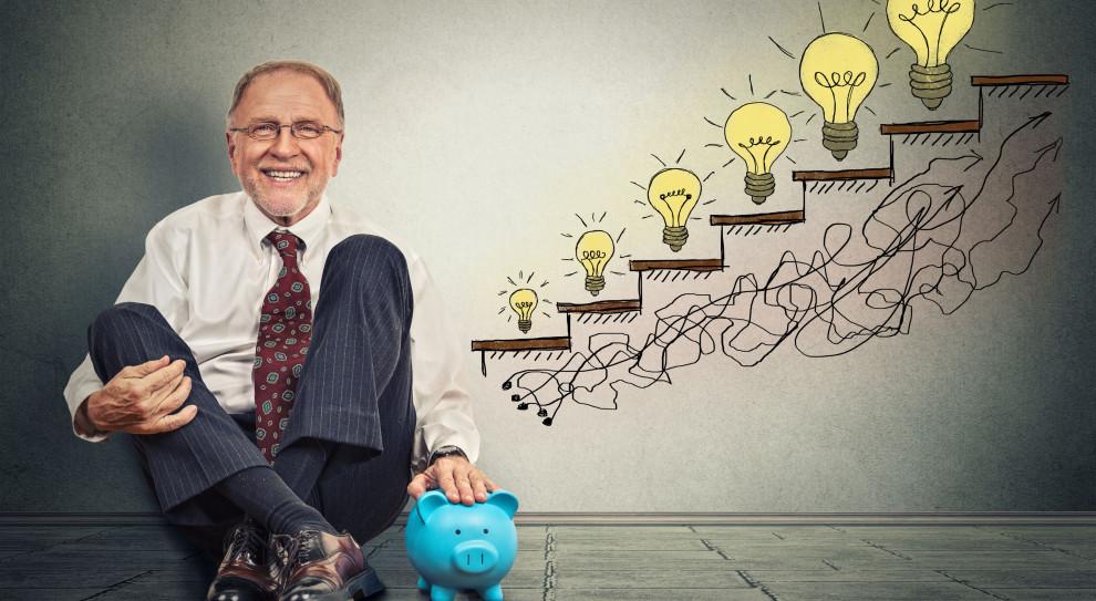 Dotacje dla seniorów na założenie własnej firmy