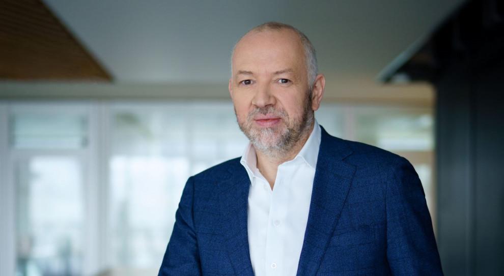 Paweł Dębowski w Cornerstone Partners