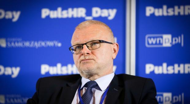 Jerzy Kędziora, dyrektor Powiatowego Urzędu Pracy w Chorzowie