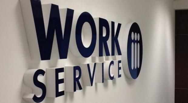 Work Service z dużym wzrostem na giełdzie