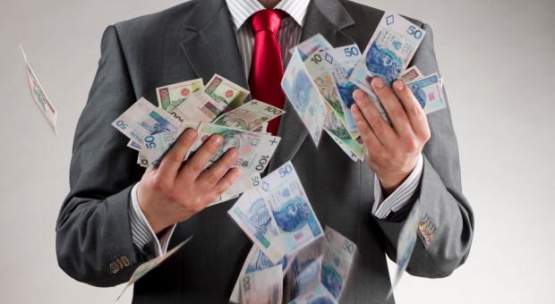 W tych firmach dług rośnie gigantycznie