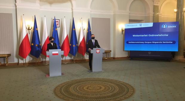 Setki milionów złotych na wsparcie pracowników DPS-ów