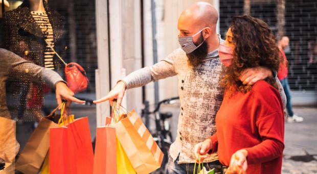Black Friday przyciągnął mniej klientów do galerii handlowych