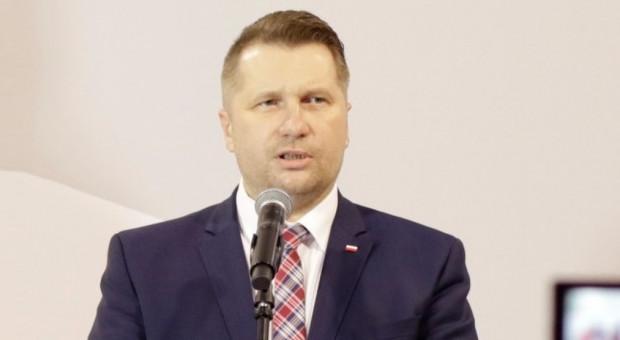 Czarnek: Pakiet wolnościowy dla uczelni gwarantuje prawo do głoszenia własnego światopoglądu
