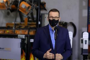 Premier: Państwo zaangażowało ogromne środki w ratowanie polskich firm