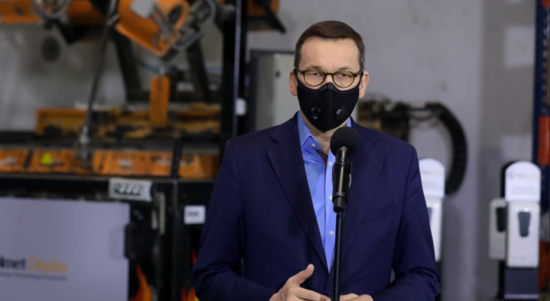 Morawiecki: Państwo zaangażowało ogromne środki w ratowanie polskich firm