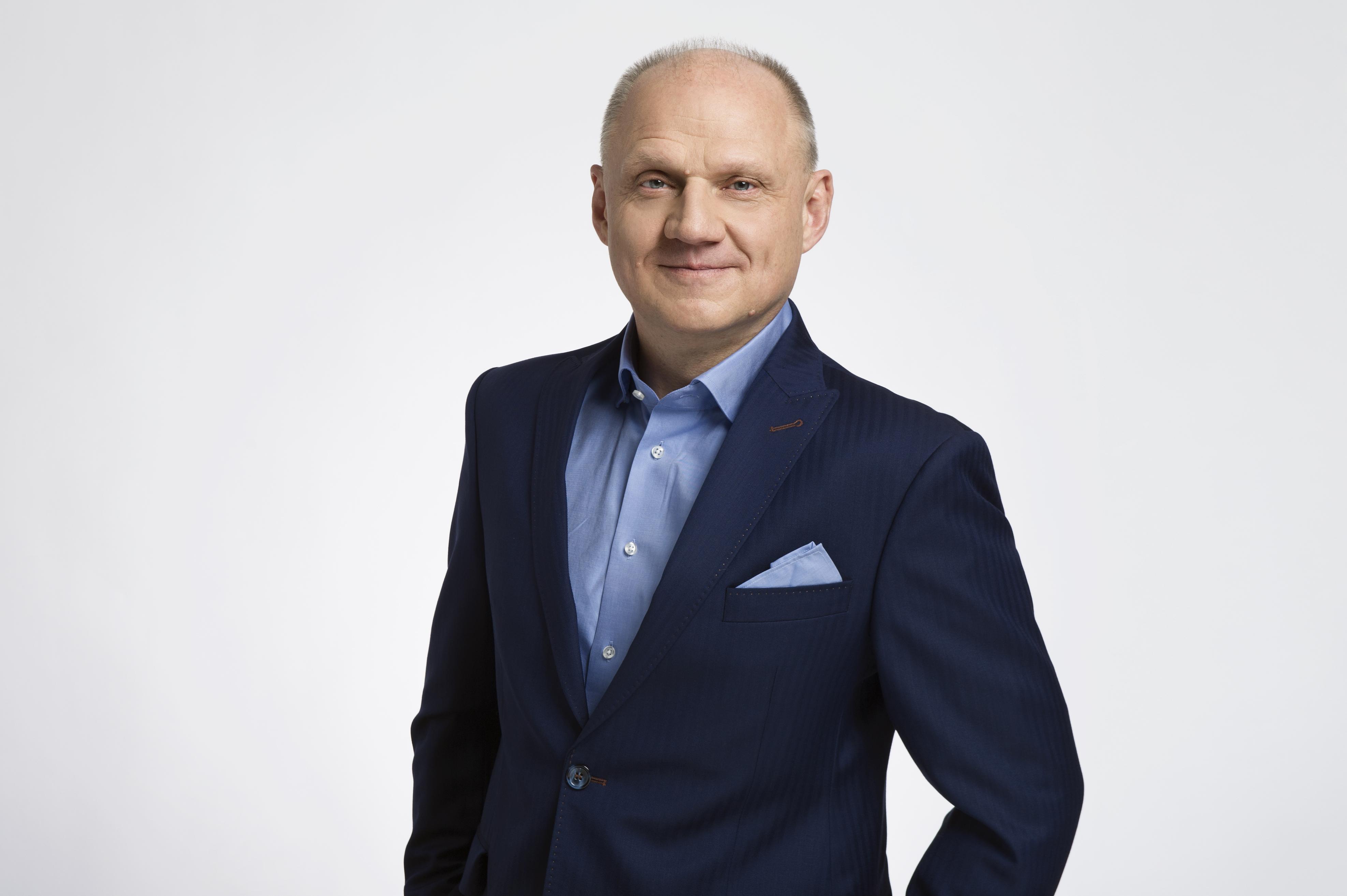 Cezary Mączka, członek zarządu i dyrektor zarządzania zasobami ludzkimi w Budimeksie (Fot. mat. pras.)