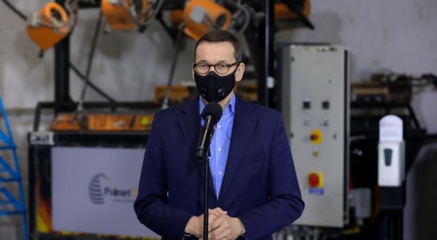 Premier: Kolejne wsparcie dla przedsiębiorców. Nikogo nie zostawimy bez pomocy